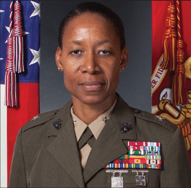 President Trump Nominates Marine To Be First Ever Black